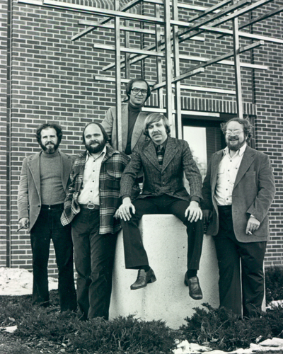 1978 - Art Faculty