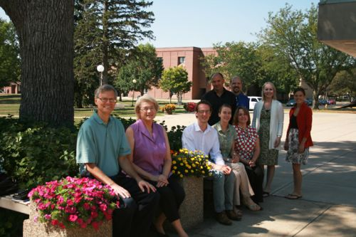 New Faculty Members for 2012-13 academic year
