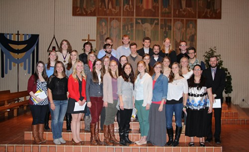 2014 Covenant Award nominees
