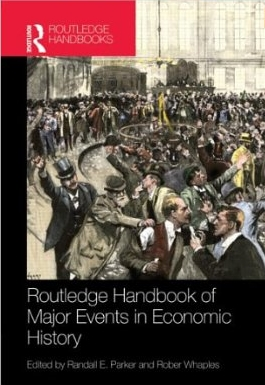 """Routledge Handbook of Major Events in Economic History"""