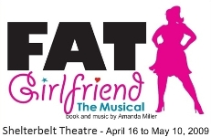 Fat Girlfriend, the Musical