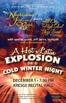 A Hot Latin Explosion on a Cold Winter Night