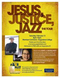 Jesus, Justice, Jazz: The Tour