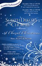 South Dakota Chorale, A Choral Christmas