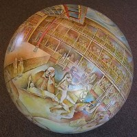 Globe by Dick Termes