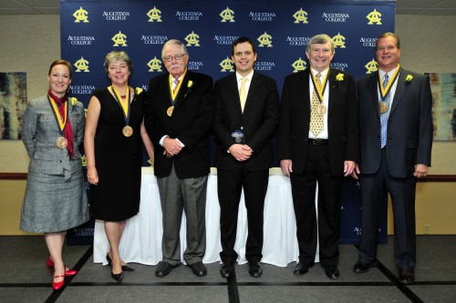 2013 alumni achievement award winners