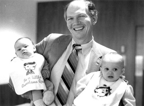 Former President Bill Nelson
