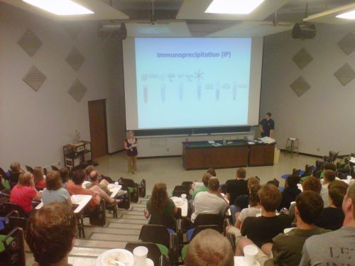 2012 Summer Research Presentation