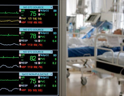 ICU screen