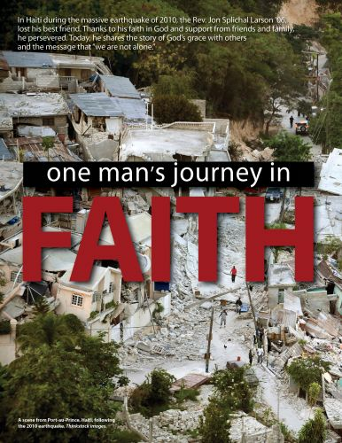 One Man's Journey in Faith