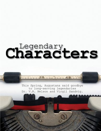 Legendary Characters