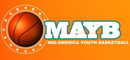 Mid-American Youth Basketball Tournament logo