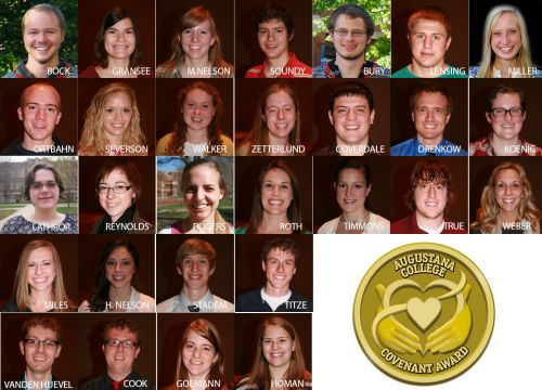 2012 Covenant Award Nominees