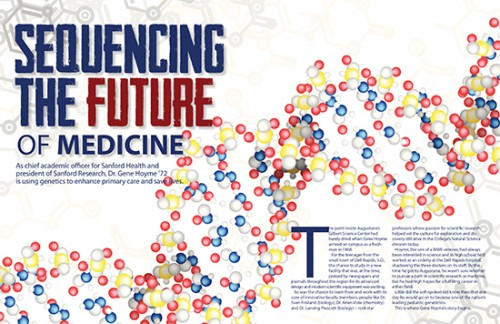 sequencing the future of medicine