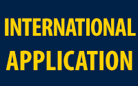 International Application button
