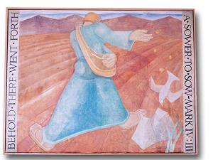 """The Sower"" by Palmer Eide and Ogden Dalrymple"