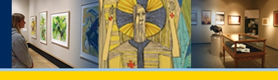 Banner of liturgical art images