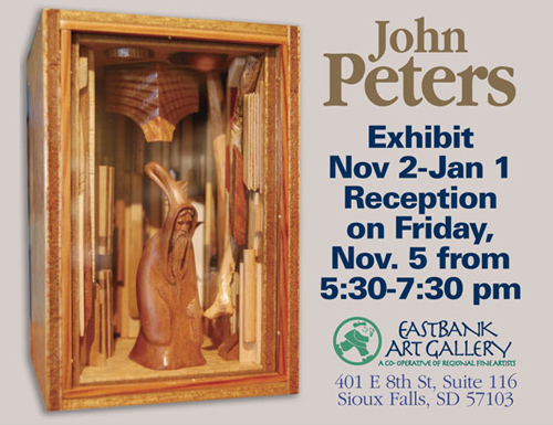 John Peters Exhibition