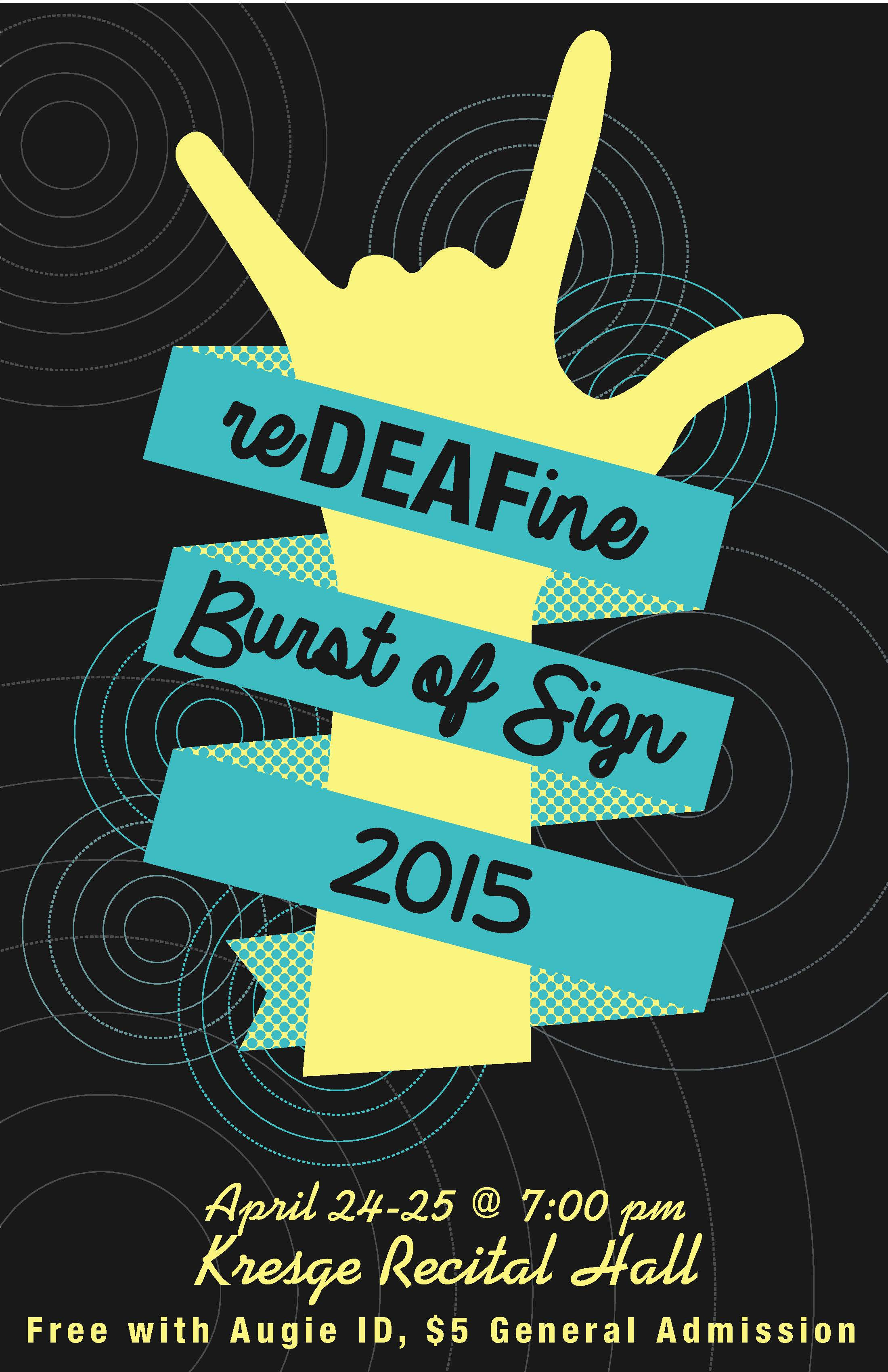 Burst of Sign 2015