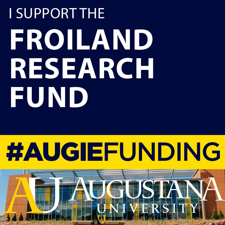 Facebook profile option 1 for Froiland Research Fund
