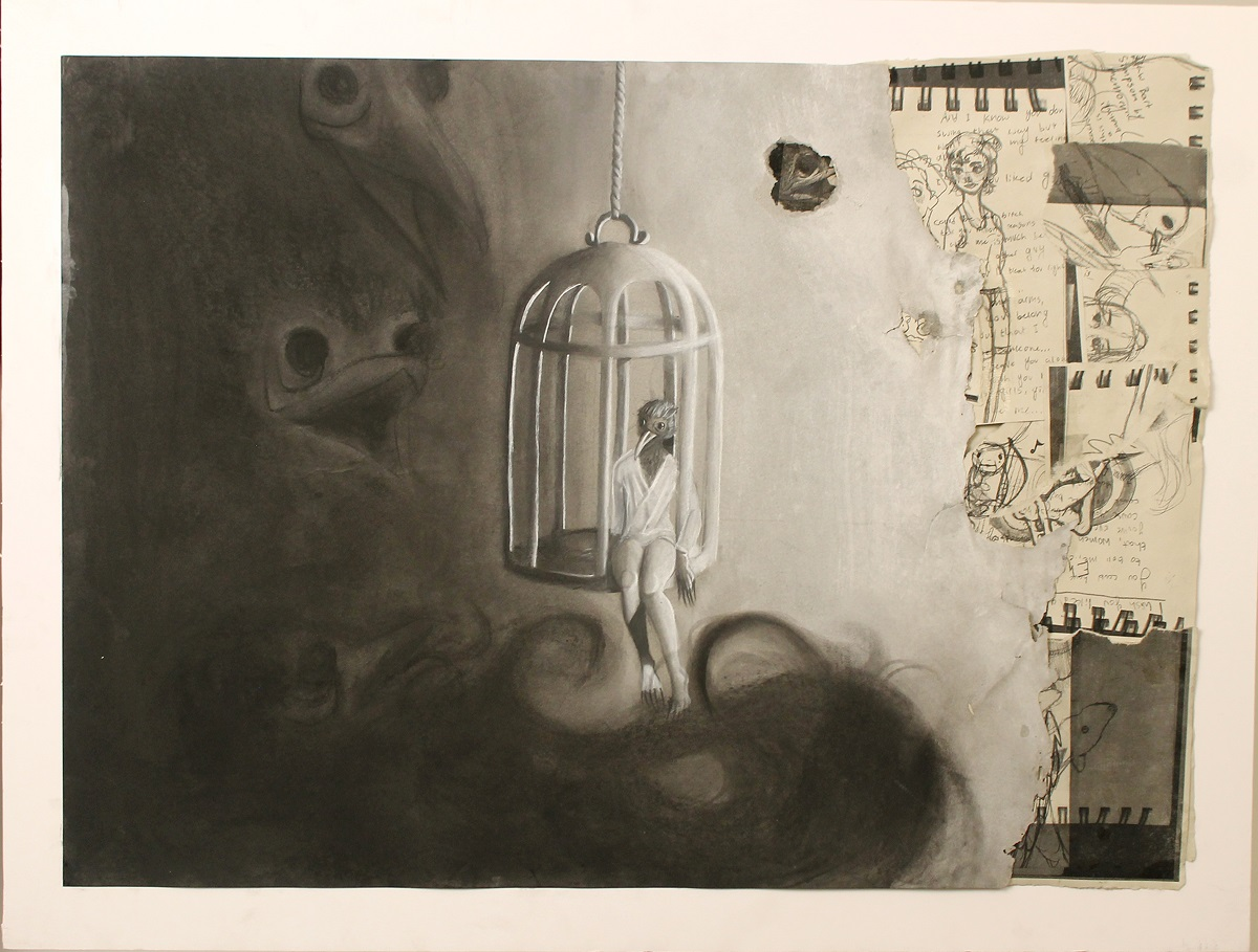 Mary Weiderrich; The Birdcage
