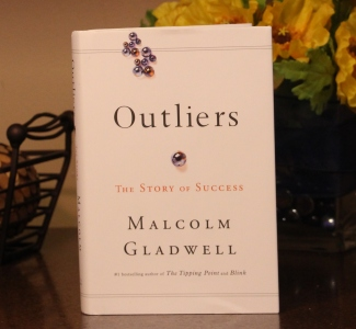 Outliers, by Malcolm Gladwell, for the President's personal library