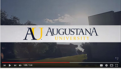 YouTube videos of Augustana University