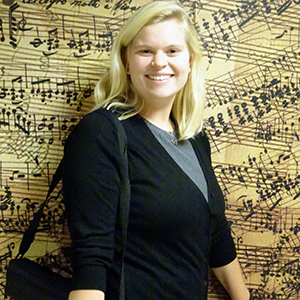 Kelsey Stotz, AU Band Festival chair