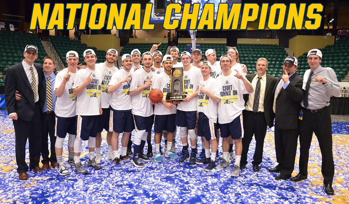 2016 National DII Champions!