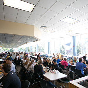 Morrison Commons, Ordal Dining Room