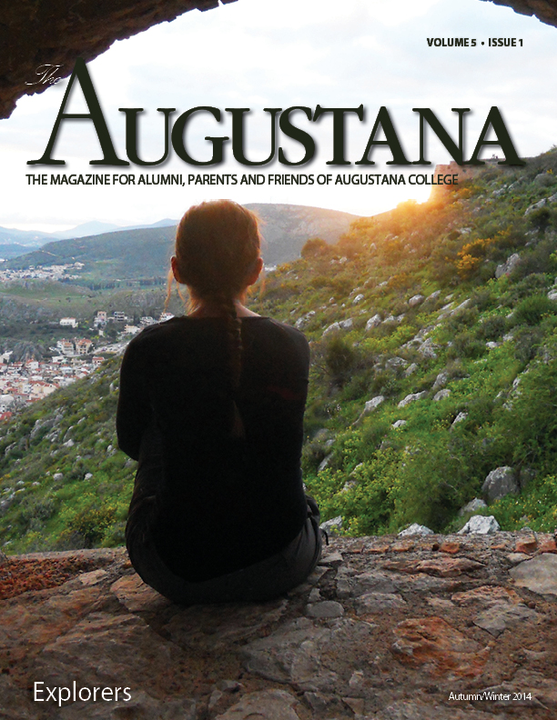 The Augustana Magazine Autumn Winter 2014