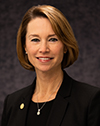 President Stephanie Herseth Sandlin