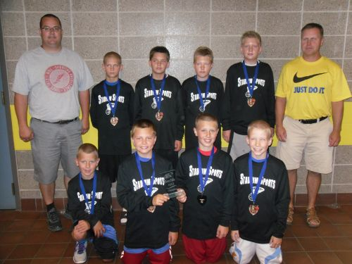 4th Grade Boys 1st Place--Stadium Sports