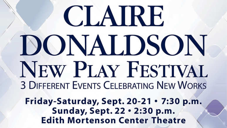 Claire Donaldson New Play Festival