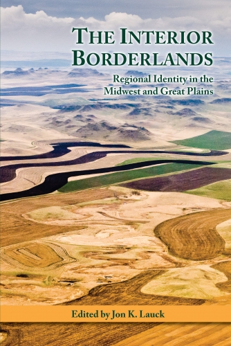 "Cover of ""The Interior Borderlands"""