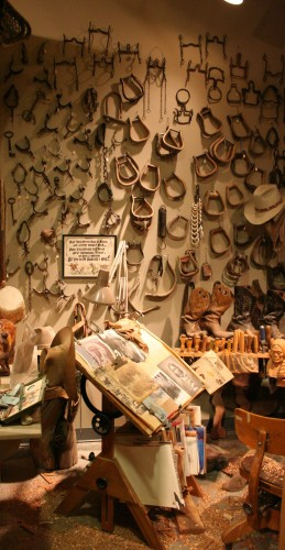 Jim Savage's Collections of Western Artifacts