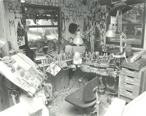 Jim Savage Memorial Studio at His Home in Sioux Falls, SD
