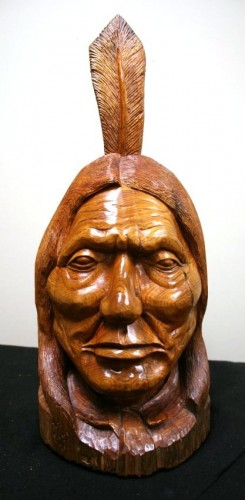 Sitting Bull by Jim Savage